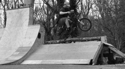 Emerson Morgan Isolation BMX video
