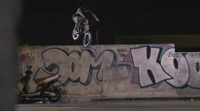 Fernando Laczko Night Shift BMX video
