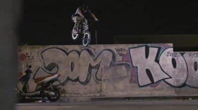 Fernando Laczko Night Shift BMX video