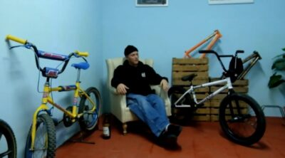 Fernando Laczko Video Bike Check BMX United