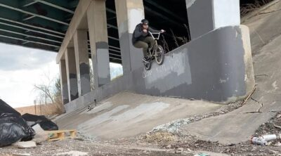 GT BMX Brian Kachinsky Quarantine Done Right BMX video