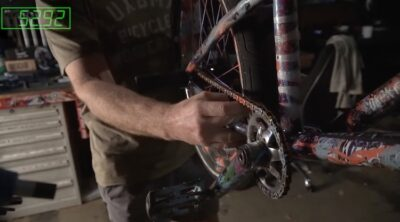 How To Tighten BMX Chain