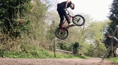 Jack Foulger Source BMX Battle of Hastings BMX
