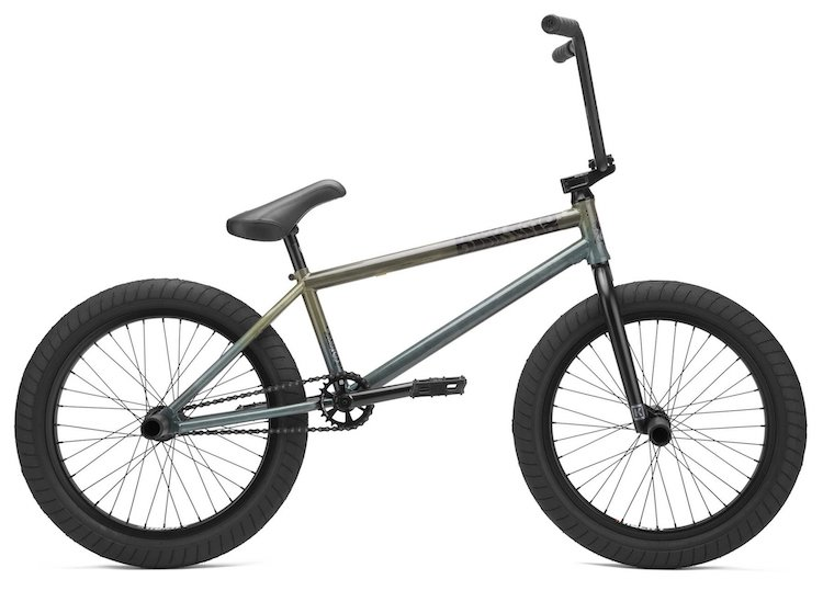 Kink BMX 2021 Cloud Complete Bike