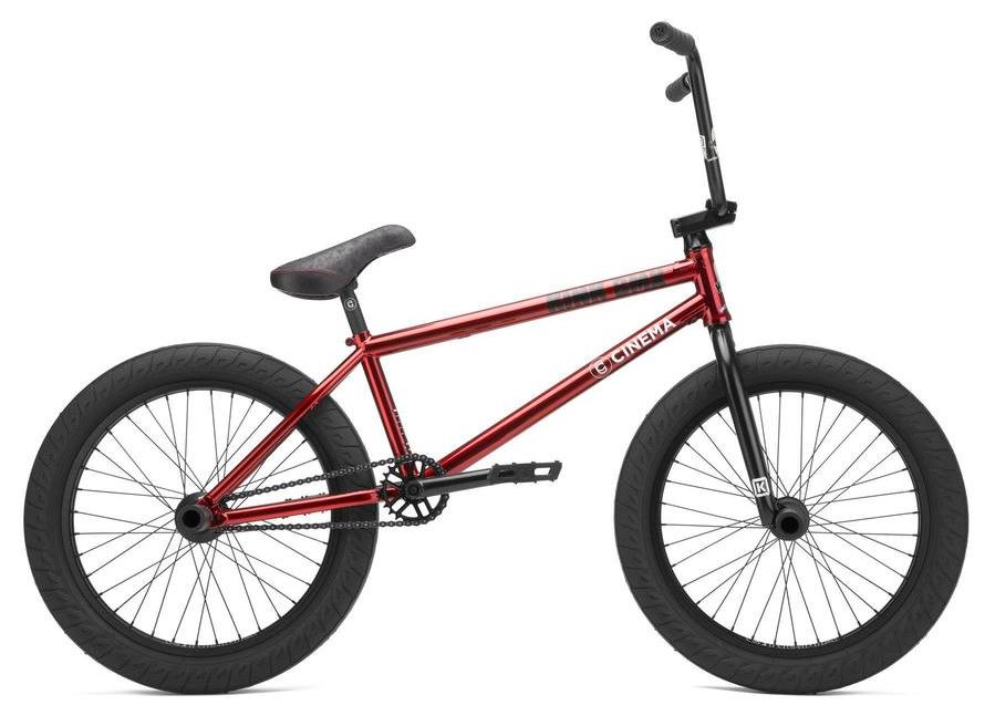 Kink BMX 2021 Williams Complete BMX BIke