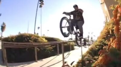 Lost index Ink BMX video