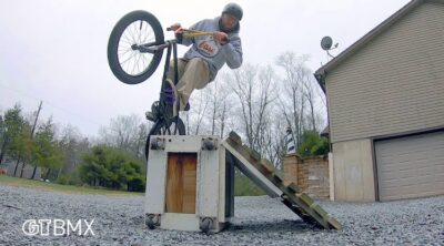Mad Mike Quarantine BMX video GT