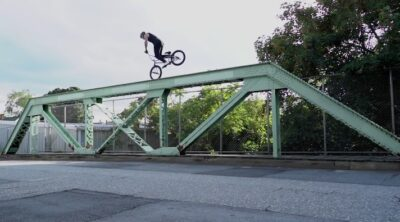 Matt Ray Boston Massacre BMX video