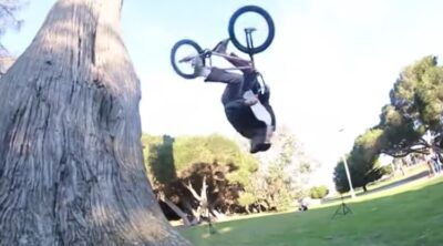 Max Cvetkovic BMX video