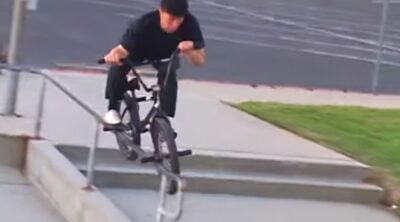 Merritt BMX Trevor Antillon Welcome BMX video