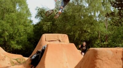 Mike Simmons Sandhill Trails BMX video