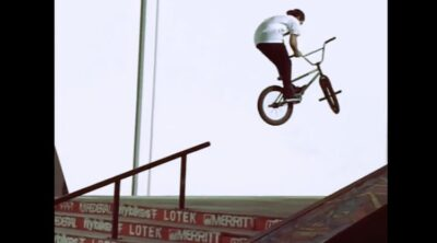 Mikey Tyra Compilation BMX video