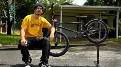 Odyssey BMX Matt Nordstrom Bike Check