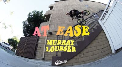 Odyssey BMX Murray Loubser At Ease Section