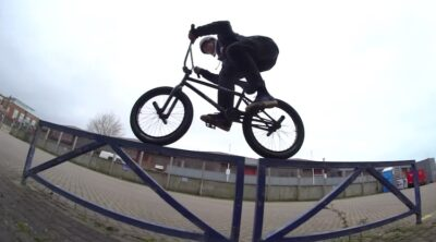 Shadow Conspiracy Louis Otto Welcome Video BMX
