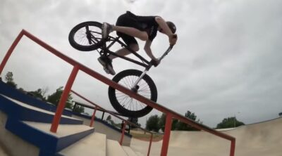 SM Bikes Drew Jackson BMX video