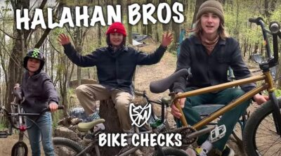 S&M Bikes Halahan Bros Bike Checks