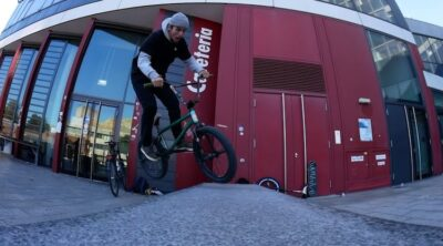 Source BMX Felix Funke BMX video