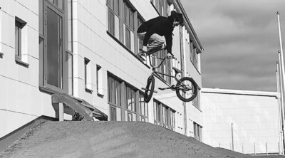 Subrosa Brand Quaranteam Mix BMX video