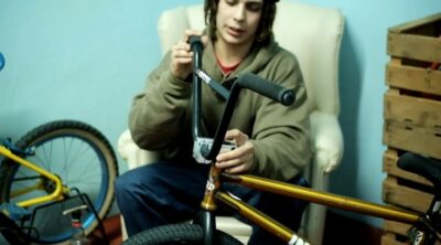 United BMX Miki Fleck Video Bike Check