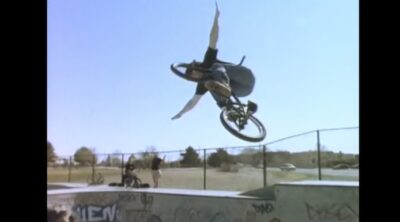Van Homan Tip Plus The Family BMX video