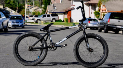 Volume Bikes JP Ross Bike Check BMX