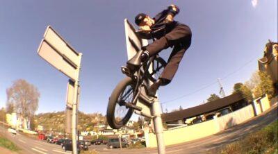 Wethepeople BMX Felix Prangenberg Strange Times video