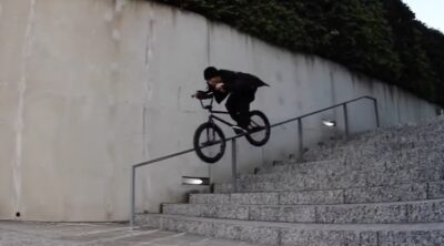 Yuma Oshima Source BMX Video