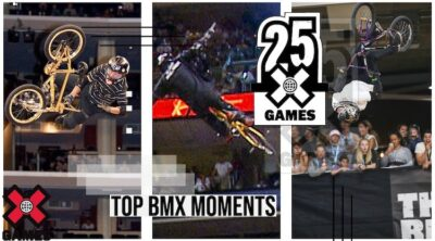 25 Years of X Games Top BMX Moments