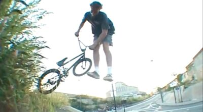 Alaric Streiff JB Bagnal BMX video