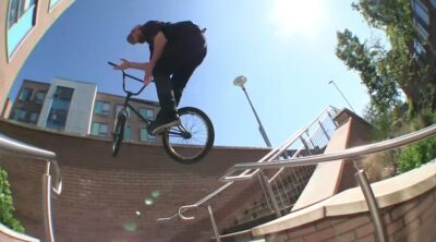 Animal Bikes Emerson Morgan 2020 BMX video