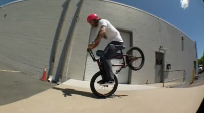 Anthony Catlow Source BMX video