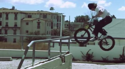 Brandon Begin Summer 2020 Compilation BMX video