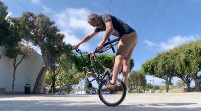 Brian Tunney May 2020 Clips BMX video