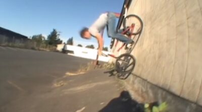 Bruce Crisman Facad As One BMX video