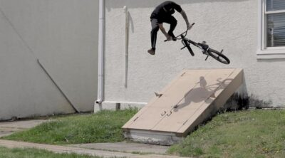 Chase Dehart Back Check BMX video