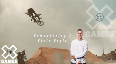 Chris Doyle Remembering X Games