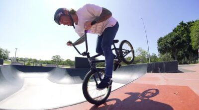 Colony BMX Zac Dangerfield Take A Ticket