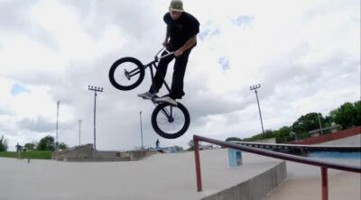 Dylan Ashlock Source BMX BOH Qualifier video