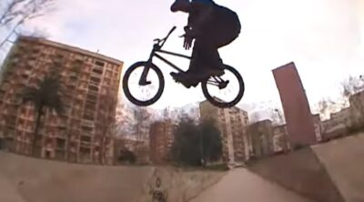 Edwin Delarosa Tom White Fit Life BMX video