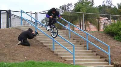 Ethan Corriere Fit Bike Co Sleeper BMX video