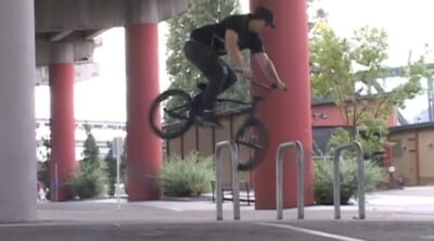 Facad BMX As One Seth Kimbrough video
