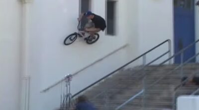Facad Mike Hoder As One BMX video
