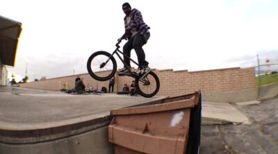 Fit Bike Co Charles Littlejohn BMX video