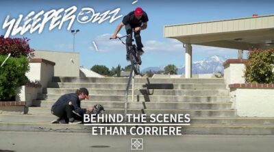FIt Bike Co. Ethan Corriere Sleeper BTS BMX video