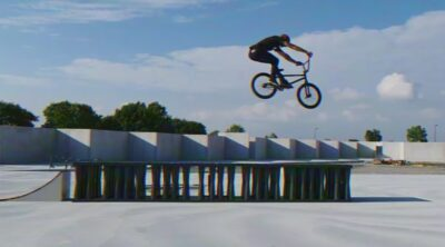 Florent Soulas Lockdown Edition BMX video