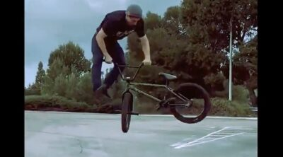 Garrett Reynolds Instagram Compilation BMX video