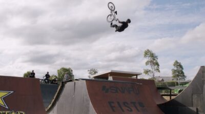 Hyper BMX Logan Martin Land Session