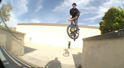 Jared Duncan YoureWelcome BMX video