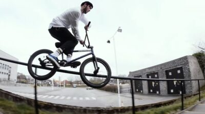 Joe Jarvis Substance BMX video
